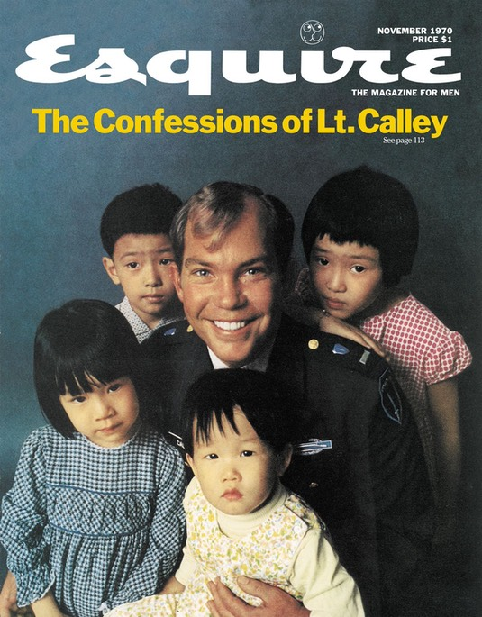 an introduction to the life of lieutenant william calley and the my lai massacre